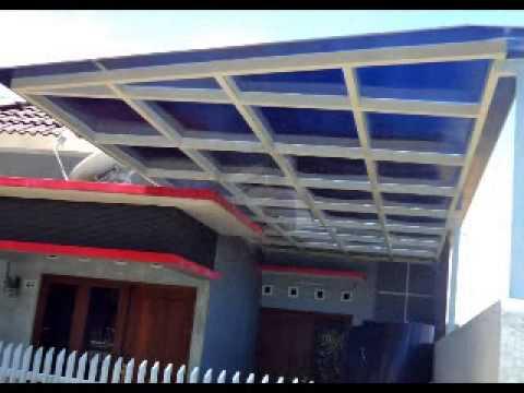 Kanopi Minimalis Yogyakarta Hub.0818 0405 3492