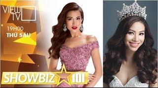 Phạm Hương, Lệ Hằng chính thức trở lại Hoa hậu Hoàn vũ 2017 | SHOWBIZ 101 | VIEW TV-VTC8