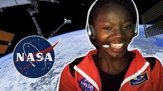 We Tried To Survive A Day At NASA
