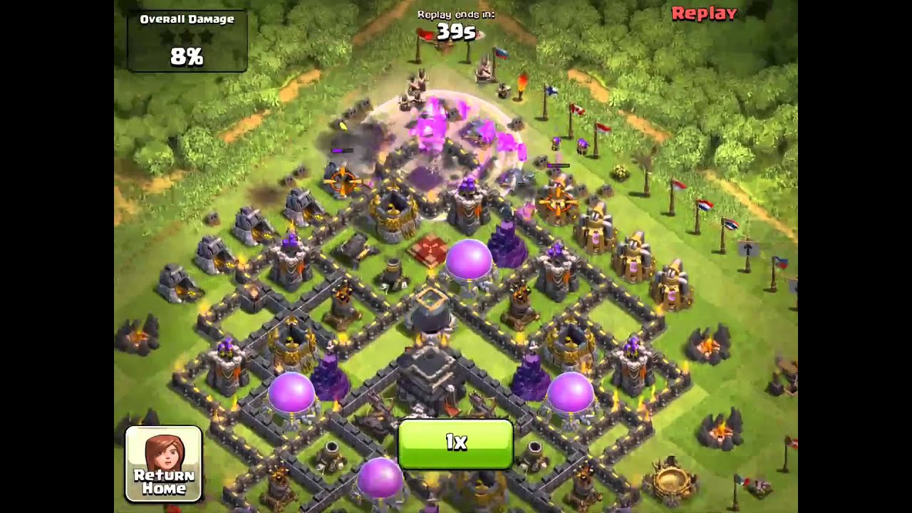 clans of clans spiele