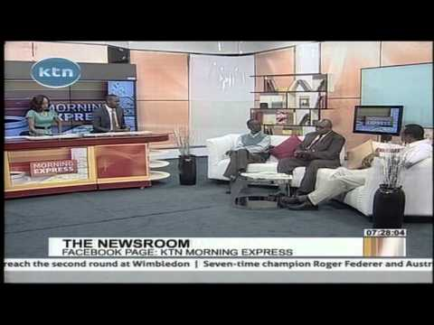 Morning express:The news room; discussing insecurity issues in the country