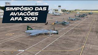 Aconteceu, no dia 28 de abril, o Simpósio das Aviações 2021, promovido pelo Comando de Preparo (COMPREP) na Academia da Força Aérea (AFA), em Pirassununga (SP). O evento foi voltado para os cadetes do 4° ano, com o objetivo de suprir os futuros Oficiais da Força Aérea Brasileira (FAB) de informações sobre as Unidades Aéreas Operacionais.