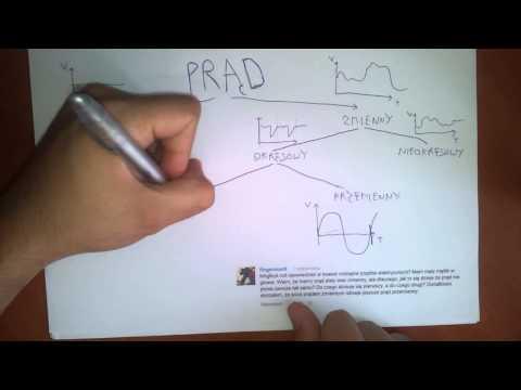#9 [Podstawy] Rodzaje prądu   Prąd stały, prąd zmienny