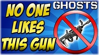 "COD Ghosts ""No One Likes This Gun"" FAD Assault Rifle (AKA) NO BALLS - EP.11 (Call of Duty)"