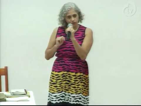CAP. XXVI - DAÍ DE GRAÇA O QUE DE GRAÇA RECEBESTES - Palestrante: Sandra Portella (26.11.2016)