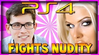 PS4 - Fights Nudity Livestreams - CONSOLE BANS COMING SOON? (Playstation 4)