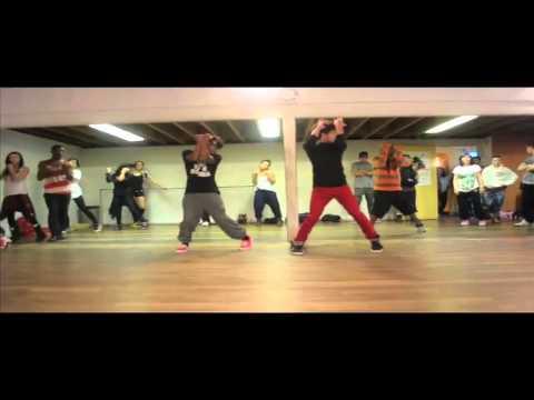 Lotus Flower Bomb - Wale | Brett Frost Choreography