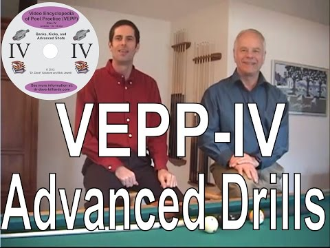 VEPP IV - Banks, Kicks, and Advanced Shots DVD