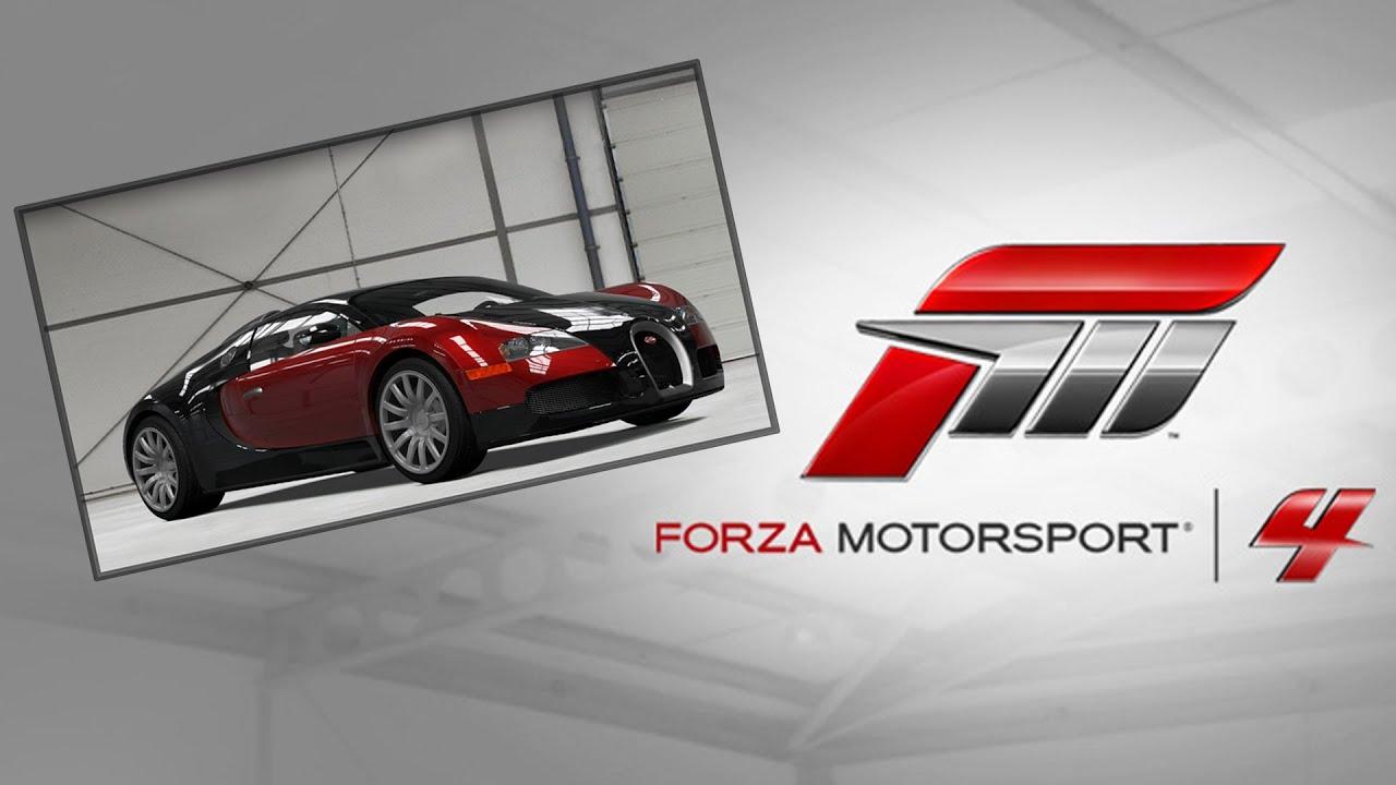 1 forza motorsport 4 bugatti veyron 16 4 autovista xbox 360 pl youtube. Black Bedroom Furniture Sets. Home Design Ideas