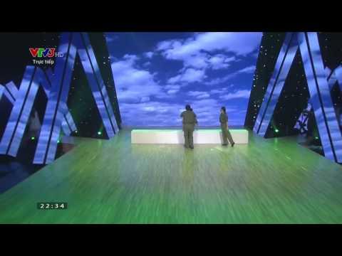 Chung Kết Bước Nhảy Hoàn Vũ Nhí: Đội Đoan Trang, Phan Hiển - Ngày 26/09/2014