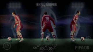 Fifa 2008 Interview