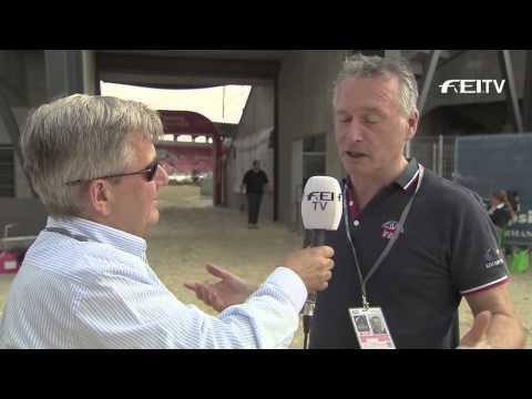 Ecco FEI European Championships 2013 - Grand Prix News