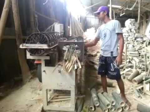 mesin belah bambu type ZP-2500