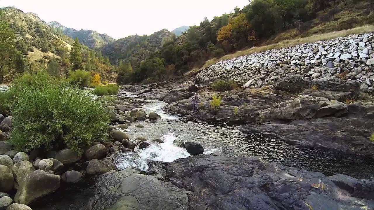 Fly fishing on the merced river ca youtube for Fly fishing yosemite