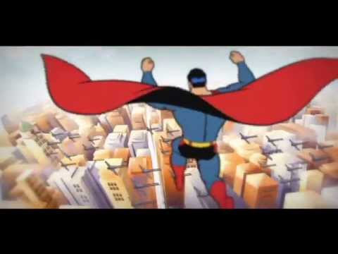 Superman 75th Anniversary Animated Short - Official Warner Bros. UK