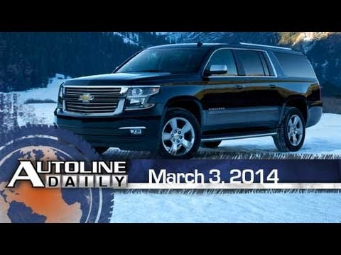 GM Not Committed to Aluminum Pick-ups - Autoline Daily 1325