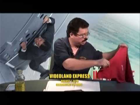 Videoland Express Live on Aug. 1, 2015