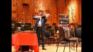Can you pick the Stradivarius violin from sound alone?