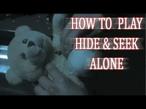 One-Man Hide and Seek / Hide and Seek Alone