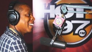 Jay-Z Says He Doesn't Need Money, Talks New Rules, Success & More