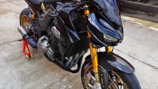 Kawasaki Z1000 2017 By PeteZ1000