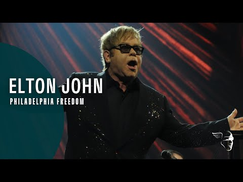 Elton John - Philadelphia Freedom (Million Dollar Piano) ~ HD