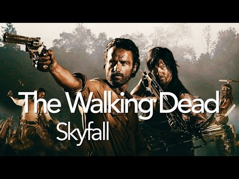 The Walking Dead: Skyfall Music Video Trailer 2013