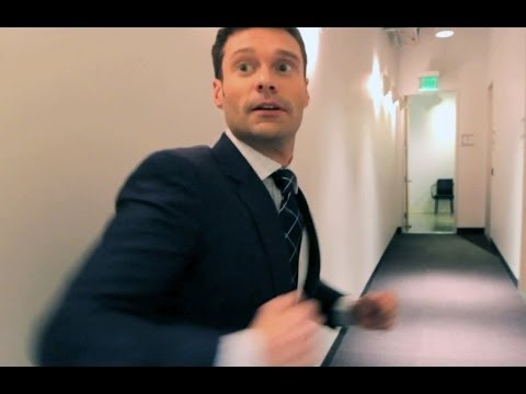 Ryan Seacrest Dances To