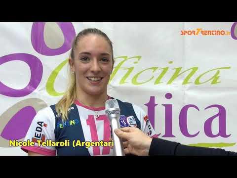Copertina video Nicole Tellaroli (Argentario B1)