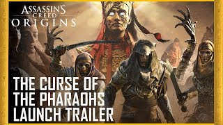 Assassin's Creed Origins - The Curse of the Pharaohs Launch Trailer