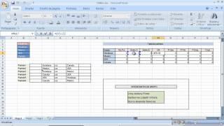 Tabla De Posiciones En Excel