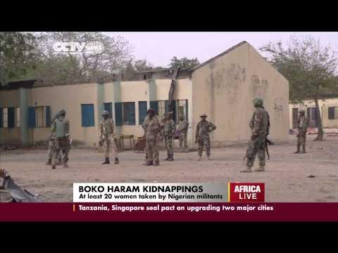 Nigeria: Boko Haram New Kidnappings