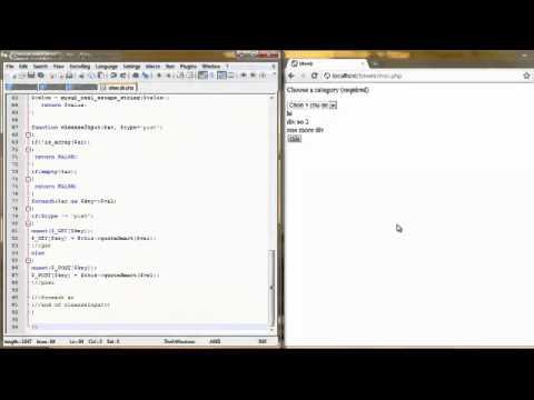 Hướng dẫn làm web database từ A-Z