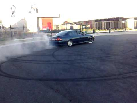 vt v6 manual burnout