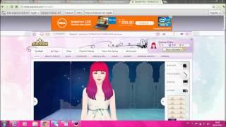 Como Ganhar 9 Itens Grátis No Stardoll 2012