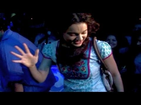 Kangana Ranaut's CRAZY DANCE moves for QUEEN!