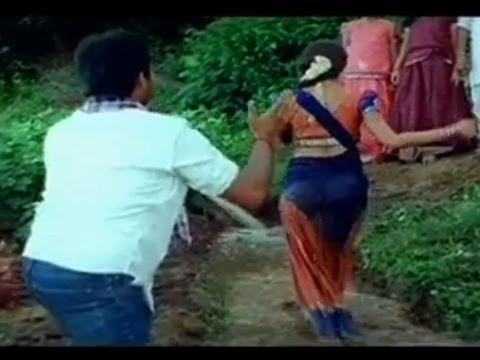Hot Sada Fell In Mud - Comedy Scene With Uday Kiran