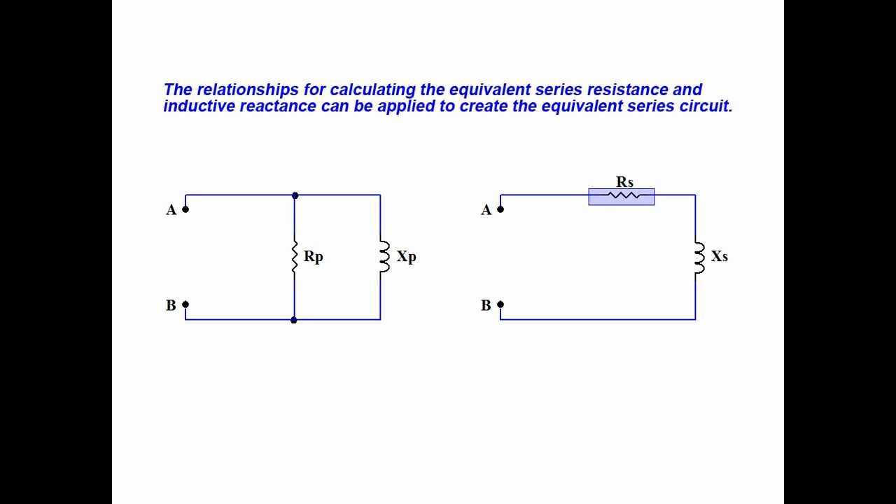 Parallel Circuits And Series Examples Guide Youtube Online Tutorial On How To Convert A Rl Circuit