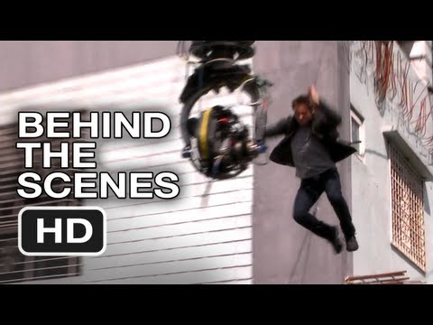 The Bourne Legacy - Behind the Scenes (2012) Jeremy Renner Movie HD