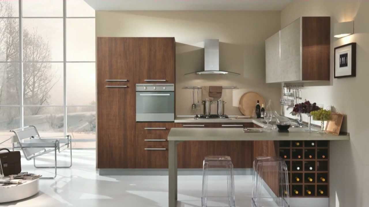 Cucine Stile Moderno ~ Idea Creativa Della Casa e Dell\'interior Design