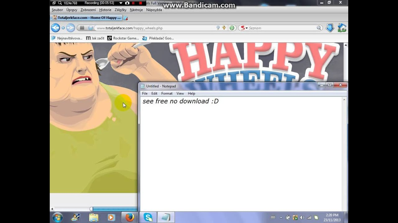 happy wheels free download full version