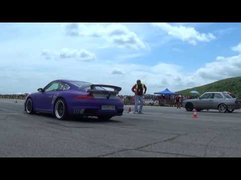 Porsche GT2 VS BMW E30 Turbo Final Battle