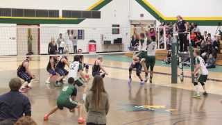 Rustlers MVB Play Host to the Thunder