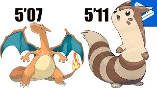 10 Pokemon You Didn't Know Are Actually Tiny!