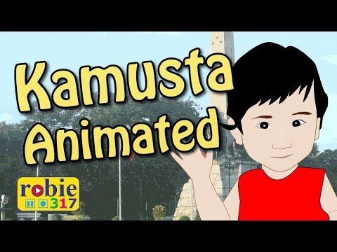 Kamusta animated