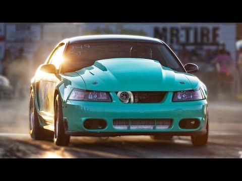 5.4L Turbo Mustang - Aston Martin PAINT!