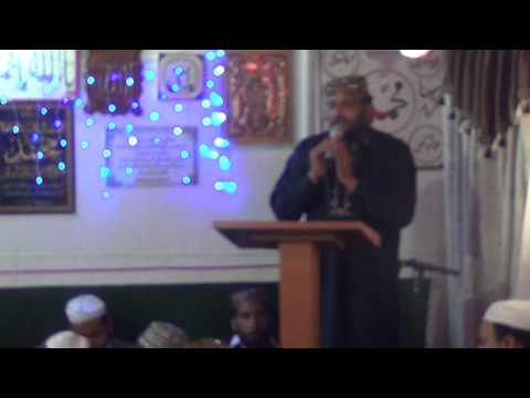 AHMED ALI HAKIM RUBAIYAT BY MUHAMMAD SHAZAD QADRI (PART2)MEHFIL E NAAT IN GREECE 21-4-2014