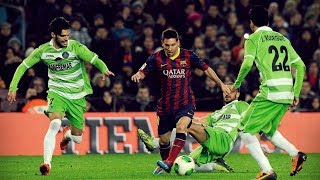 Lionel Messi • Jugadas Y Goles 2013/2014 • HD
