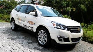 Nueva Chevrolet Traverse 2014 En Colombia Lanzamiento