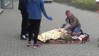 3 miejsce w Mistrzostwach PCK.XXIV Okręgowe Mistrzostwa Pierwszej Pomocy Polskiego Czerwonego Krzyża, w